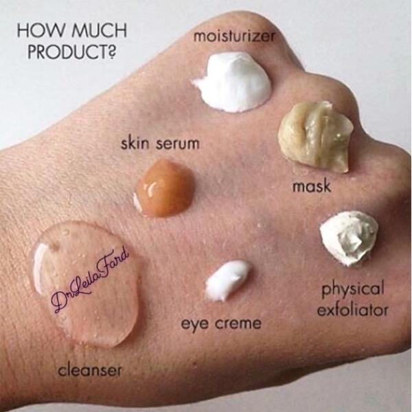 پوست زیبا